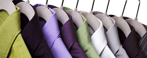 garment dry cleaning services eco-friendly laundry shirts Campbell